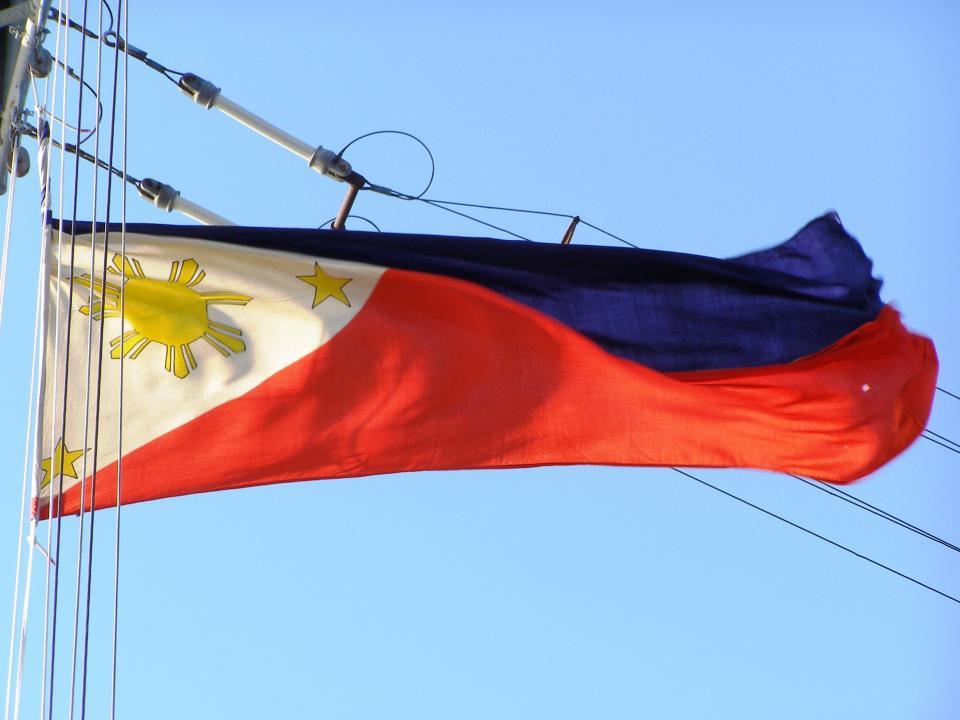 Корабли Тихоокеанского флота зашли в порт Филиппин
