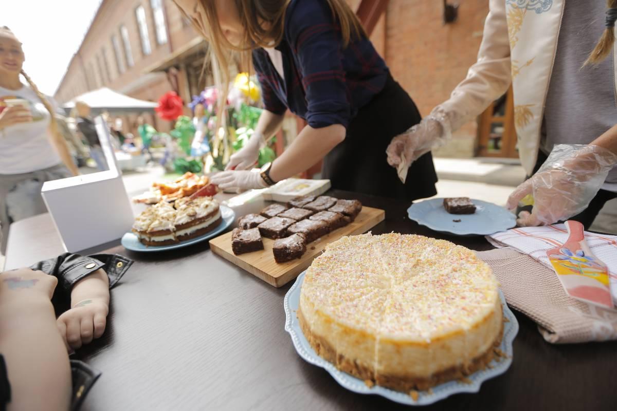 Фестиваль еды Super day прошел во Владивостоке