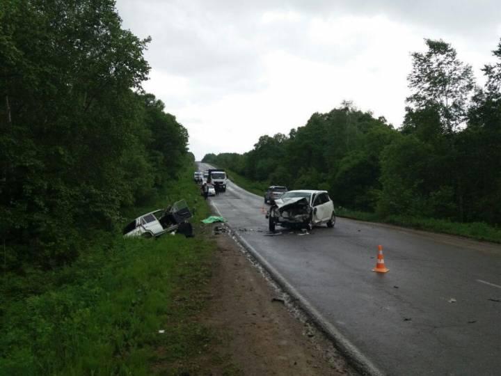 Смертельное ДТП произошло на трассе в Приморье