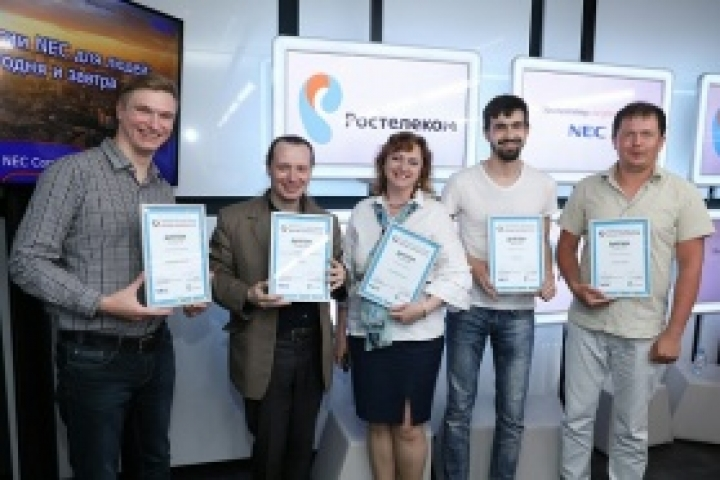 «Ростелеком» и NEC подвели итоги VI международного конкурса журналистов и блогеров