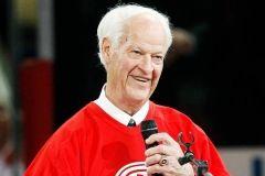 Умер канадский хоккеист Горди Хоу