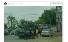Полиция ищет очевидцев смертельного наезда на пешехода в Находке