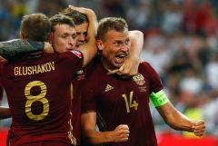 Сборную России условно дисквалифицировали на Евро-2016