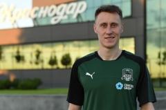 Центральный защитник «Луча-Энергии» официально перешел в «Краснодар»