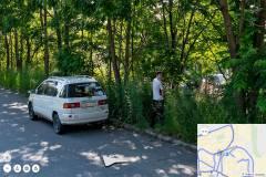 «Писающий мальчик» из Владивостока засветился на «Яндекс.Картах»