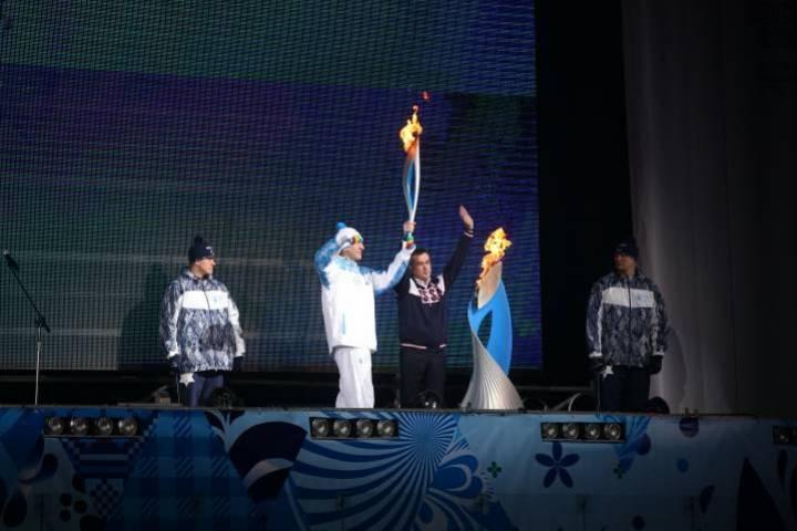 Подготовка российских спортсменов к Олимпийским играм будет проходить на Дальнем Востоке