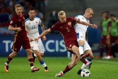Россия проиграла Словакии на Евро-2016