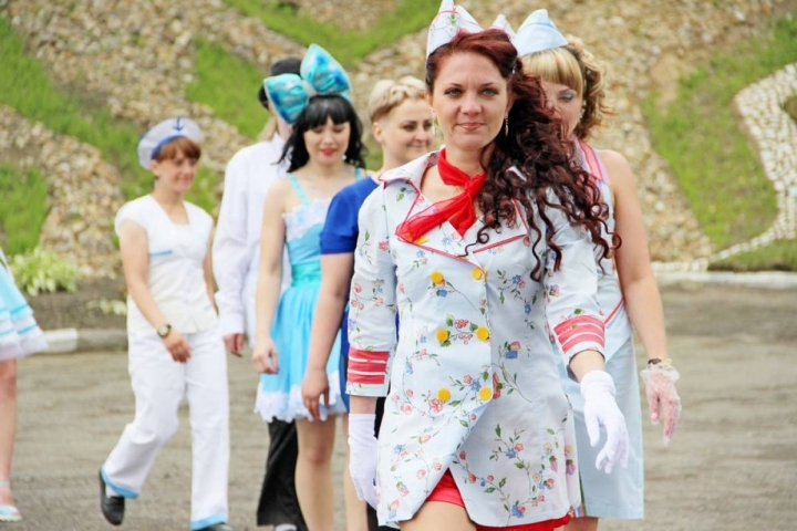 Британская газета The Guardian опубликовала модный показ из женской колонии Приморья
