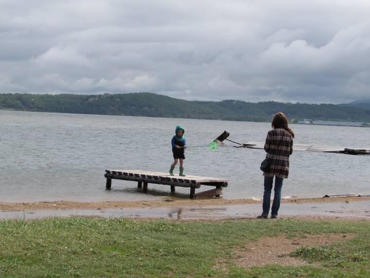 Обзор пляжей: Санаторная готова к пляжному сезону