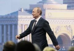 Владимир Путин пригласил участников ПЭФ во Владивосток