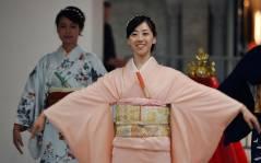 Во Владивостоке прошло кимоно-шоу
