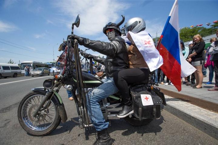 Двухколесная религия: День мотоциклиста отмечают во всем мире