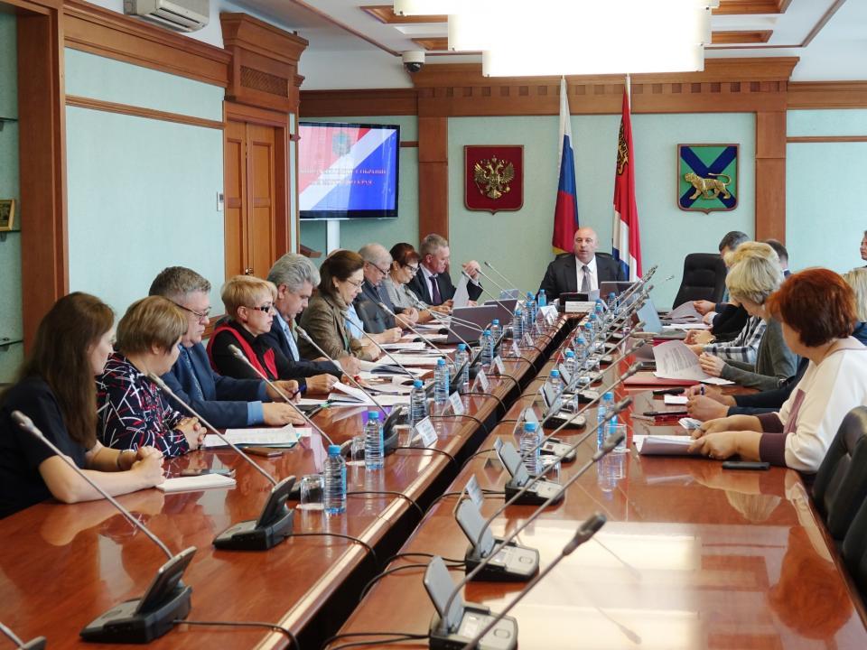 Субсидии из бюджета Приморского края предусмотрели депутаты для спортивных НКО