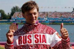 Иван Штыль пришел вторым на 200-метровке ЧР по гребле