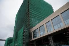 Миклушевский: «Хаятт» на Корабельной набережной достроят к маю 2017 года