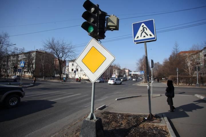 В Приморье оштрафовано свыше 30 тысяч пешеходов за нарушение ПДД