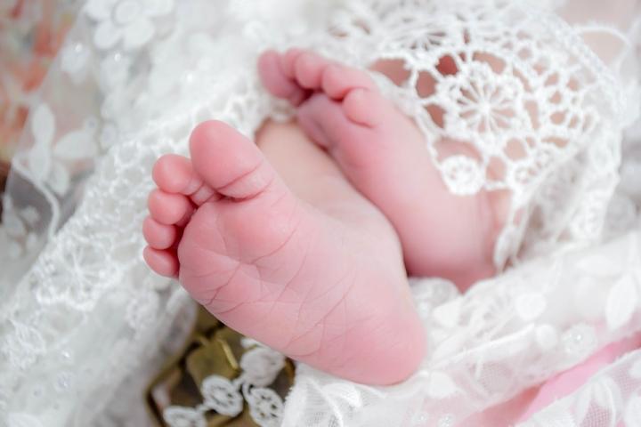 Девочка-богатырь родилась в Приморье