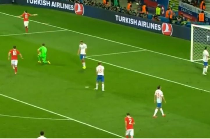 Сборная России проиграла Уэльсу и вылетела с Евро-2016