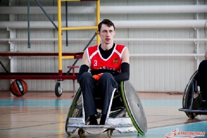 Приморец завоевал золото чемпионата Европы по регби на колясках