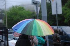 Очередной сильный дождь ожидается в Приморье в конце недели