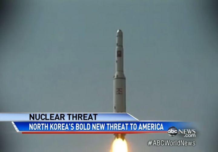 СМИ: Северная Корея готовится к новому запуску ракеты