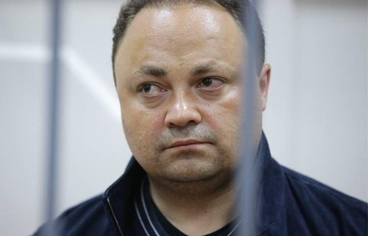 СМИ сообщили об аресте имущества Пушкарева