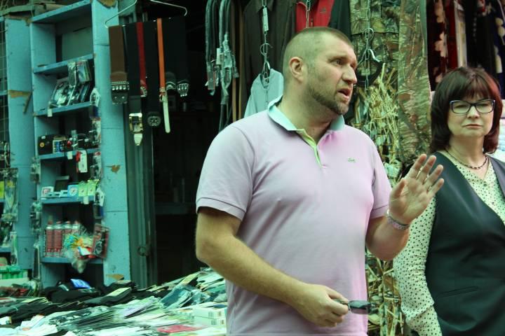 Топите ИП, своевременно становитесь банкротами: Дмитрий Потапенко прошелся по приморским рынкам