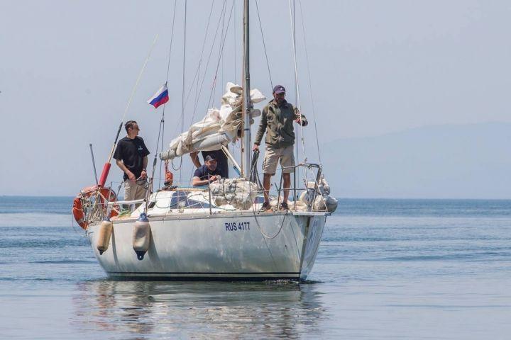 Морские прогулки на захваченной в КНДР яхте «Элфин» организовали во Владивостоке