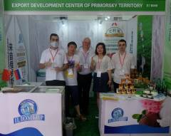 Приморье приняло участие в международной выставке в Шанхае