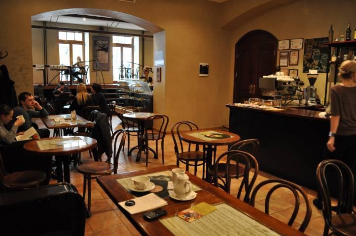Ресторан морепродуктов откроется на месте кафе Presto