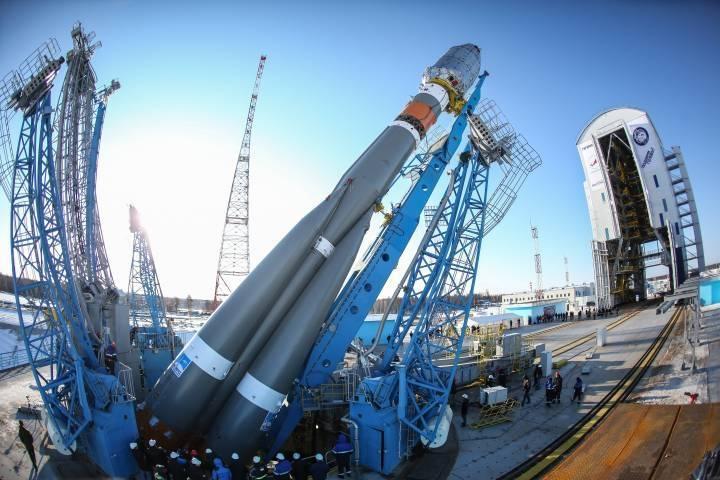 Рогозин назвал Восточный лучшим космодромом в мире