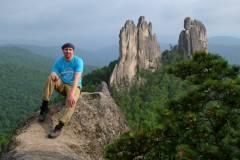 Участники велоэкспедиции с Урала побывали в приморском парке драконов