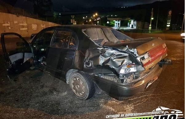 Пять человек пострадали в серьезном ДТП во Владивостоке