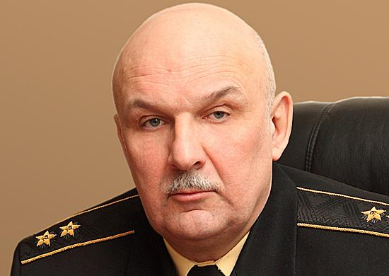 СМИ: командующий ТОФ может возглавить ВМФ России