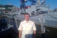 Алтайский моряк уже неделю идет пешком во Владивосток на работу