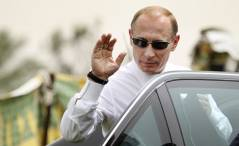 Владимир Путин едет во Владивосток