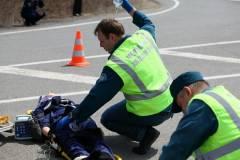 В центре Владивостока врачи реанимировали мужчину с остановившимся сердцем
