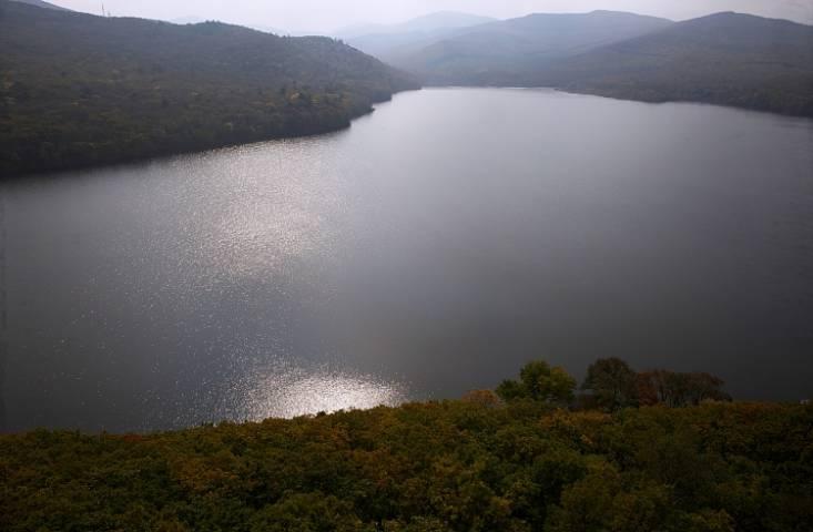 Подъем уровня воды наблюдается на реках Приморья