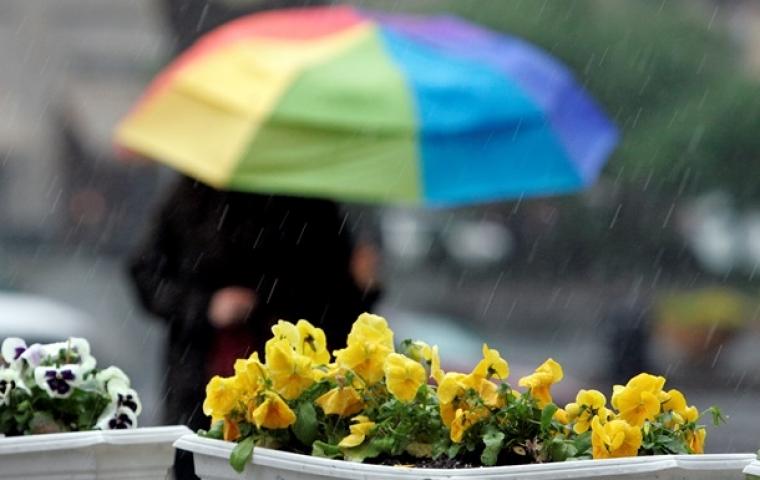 Неустойчивая погода ожидается в Приморье в выходные дни
