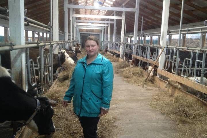 Татьяна Колотий: «Сельский труд, общение с животными меняют тебя, ты становишься спокойнее, гармоничнее»