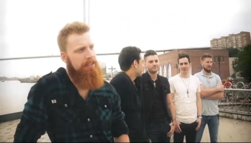 Американская рок-группа выпустила клип, снятый во Владивостоке во время фестиваля V-ROX