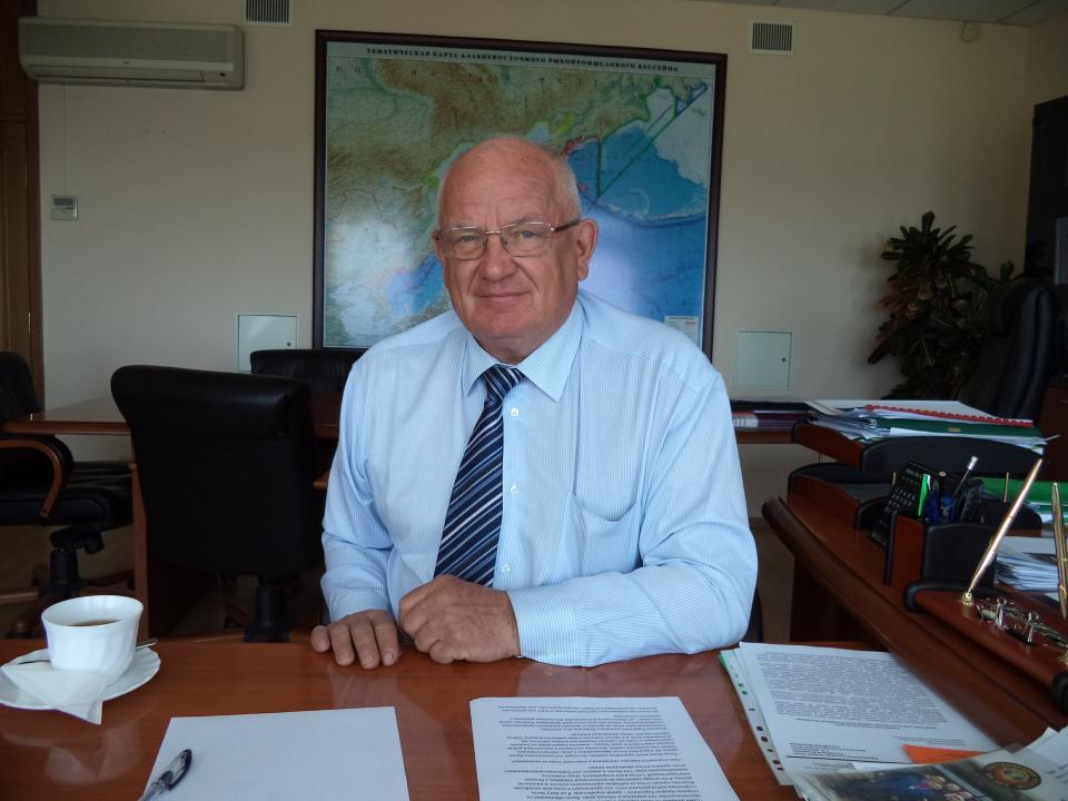 Валентин Дубинин: «Генеральная линия рассчитана на развитие всей территории Приморья»