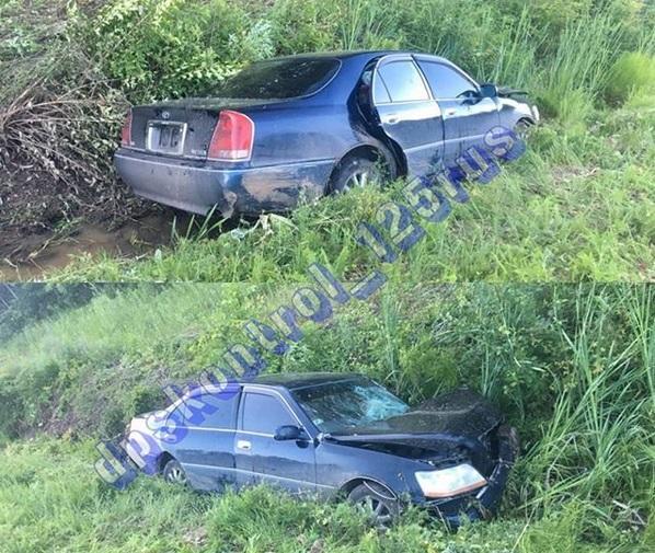Автомобиль с окровавленным салоном и без номеров обнаружили в Приморье