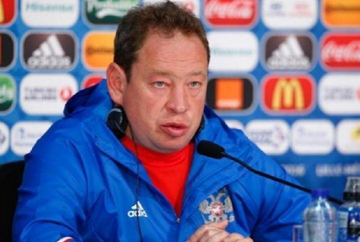 Слуцкий официально покинул пост главного тренера сборной РФ