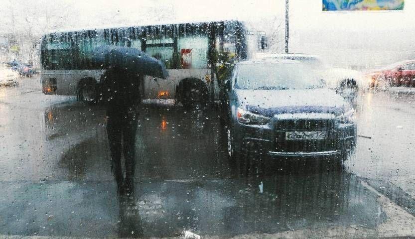 Погода на выходные: в субботу – дожди, в воскресенье – солнце