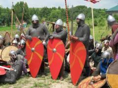 День Средневековья прошел под Уссурийском