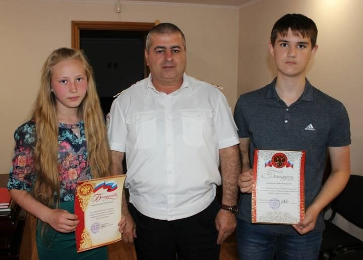 В Приморье подростки помогли полицейским раскрыть преступление