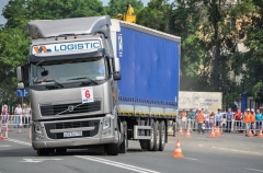 Во Владивостоке состоится гонка на грузовиках