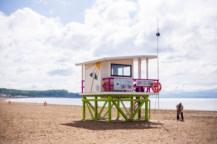 В Приморье для купания разрешены еще 16 мест массового отдыха