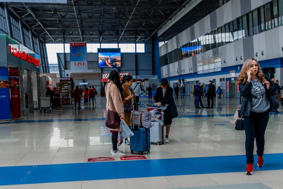 Более 10 тысяч туристов из Китая посетили Приморье по упрощенному визовому режиму